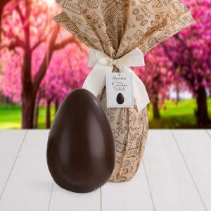 uovo al cioccolato fondente 800 g
